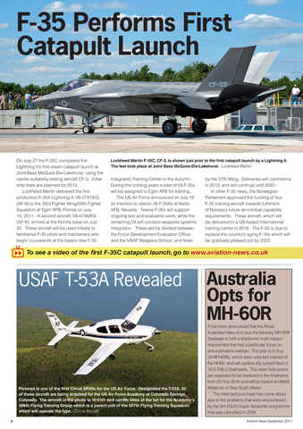 Aviation News incorporating JETS Magazine Preview 6