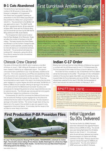 Aviation News incorporating JETS Magazine Preview 7