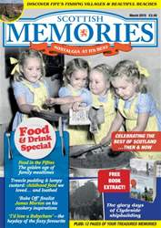 Scottish Memories issue March 2015