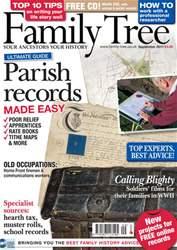 Family Tree issue September 2011