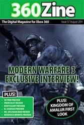 360Zine issue Issue 57