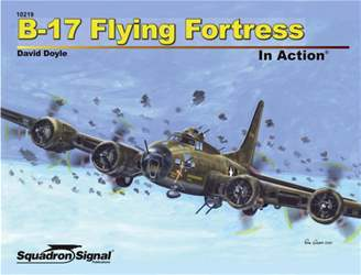 B-17 Flying Fortress - In Action 10219 issue B-17 Flying Fortress - In Action 10219