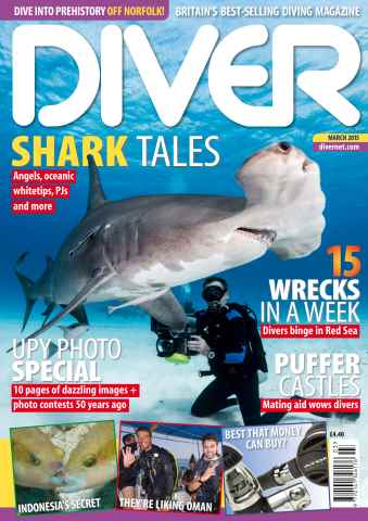 DIVER issue MARCH 2015