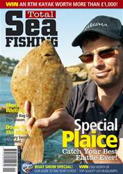 Total Sea Fishing issue September 2011