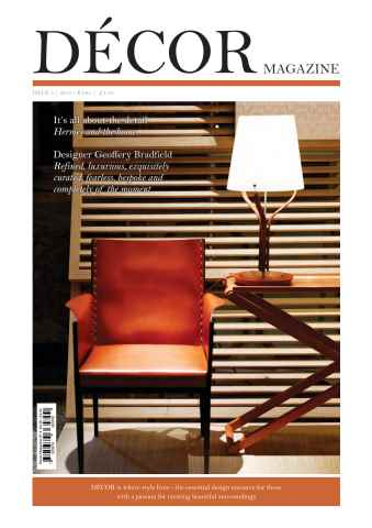 Décor Magazine issue Decor Magazine - Issue 4