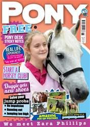 Pony Magazine issue PONY Magazine – Spring 2015