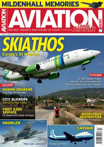 Aviation News issue March 2015