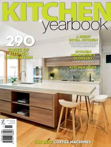 Kitchen Yearbook issue Vol.19 2015