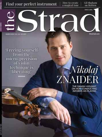 The Strad issue March 2015