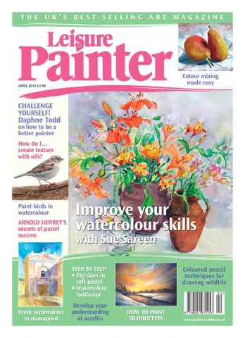 Leisure Painter issue Apr-15