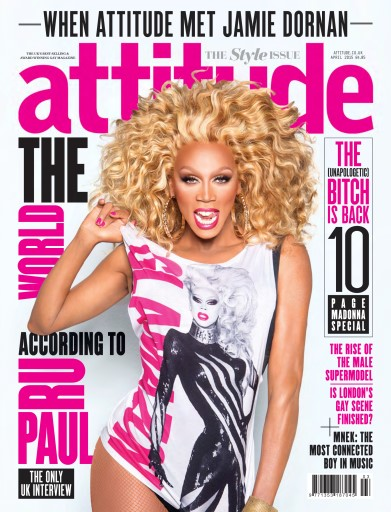 Attitude issue April 2015