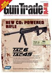 Gun Trade World issue March 2015
