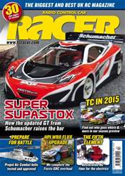 Radio Control Car Racer issue Apr 15