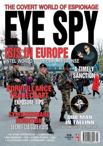 Eye Spy issue Issue 95