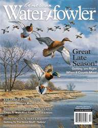 American Waterfowler issue Volume V, IssueVI