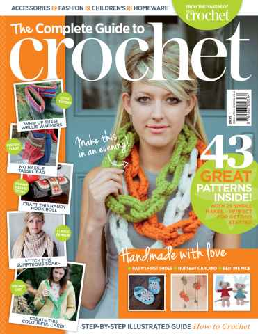 Inside Crochet issue The Crochet Collection Volume 1