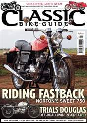 Classic Bike Guide issue March 2015