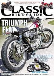 Classic Bike Guide issue July 2015