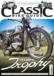 Classic Bike Guide issue August 2015