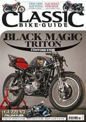 Classic Bike Guide issue November 2015