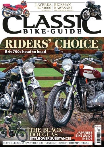 Classic Bike Guide Preview