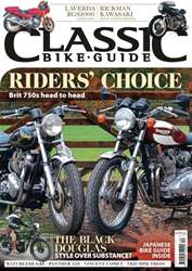 Classic Bike Guide issue December 2015