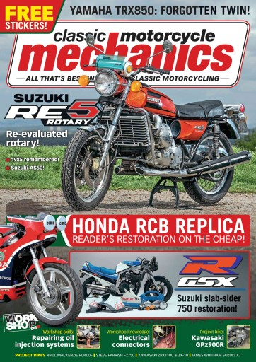 Classic Motorcycle Mechanics Discounts