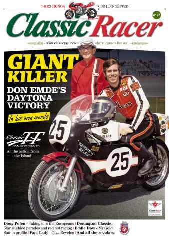 Classic Racer issue November - December 2015