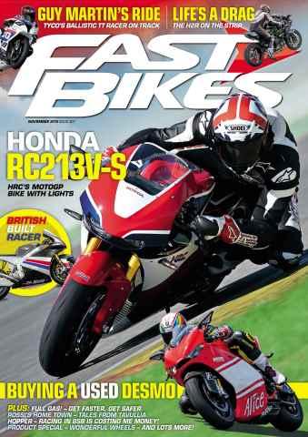 Fast Bikes issue 307 - November 2015
