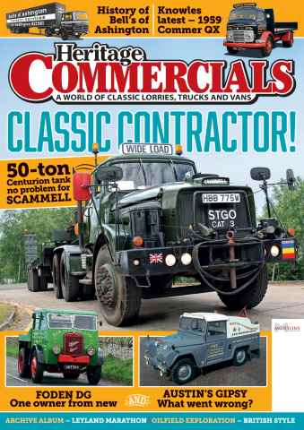 Heritage Commercials Magazine issue October 2015