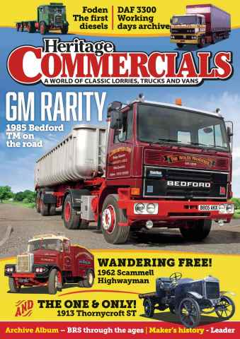 Heritage Commercials Magazine issue December 2015