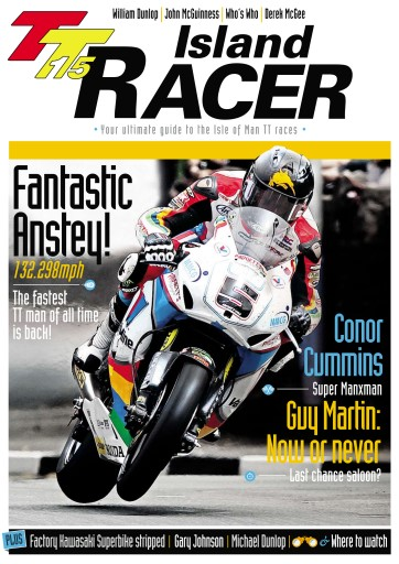 Island Racer issue Island Racer 2015