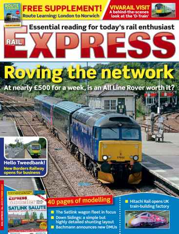 Rail Express issue October 2015