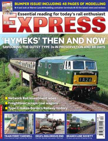 Rail Express issue December 2015