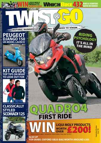 Twist & Go issue Sep - Oct 2015