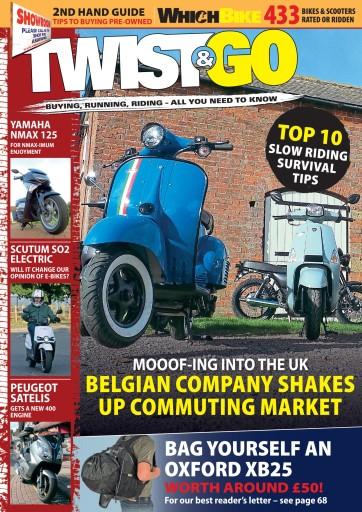 Twist & Go issue Nov - Dec 2015
