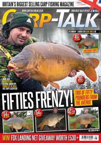 Carp-Talk issue 1060