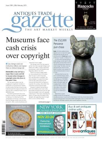 Antiques Trade Gazette issue 2180
