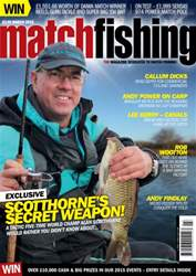 Match Fishing issue March 2015