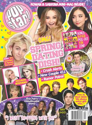 Popstar! issue Apr 2015