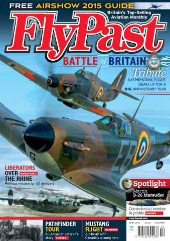 FlyPast issue April 2015