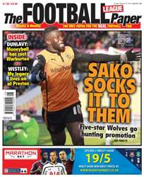 The Football League Paper issue 22nd February 2015