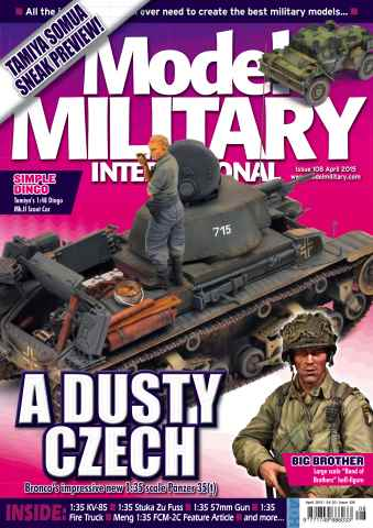 Model Military International issue 108