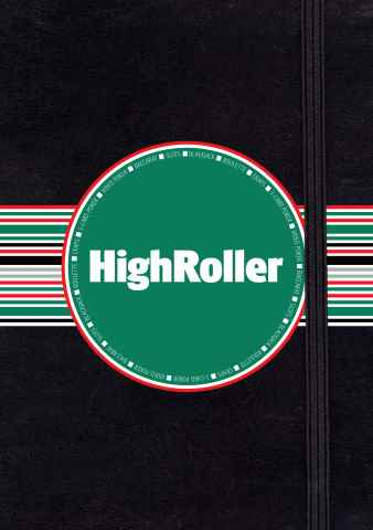 HighRoller issue HighRoller issue 1