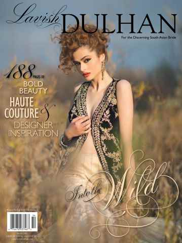 Lavish Dulhan issue Winter/Spring 2015