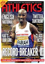Athletics Weekly issue 26 February 2015