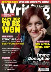 Writing Magazine issue April 2015