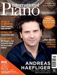 International Piano issue March - April 2015