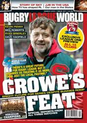 Rugby League World issue Mar-15