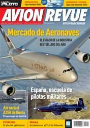 Avion Revue Internacional España issue Número 393